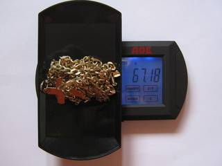 67.18 grams of gold jewelry bought and sold in 2010 by GOLDIVANTI LP