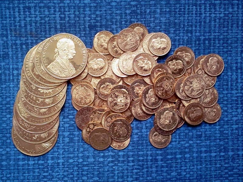 Austrian ducats