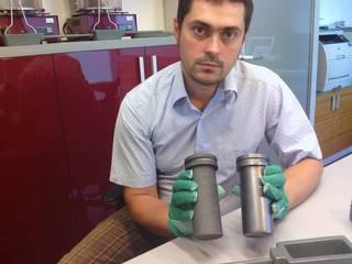Standard crucible and isostatic high quality crucibles