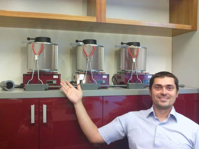 Melting Furnaces for 3 Kilograms of Gold