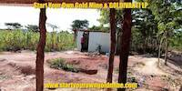 Visit to mining site