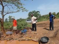 Prospecting in Uganda