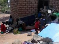 Poor conditions of Upendo Orphanage in Mwanza, Tanzania, back in 2012