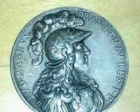 One of the silver coins we traded in 2010