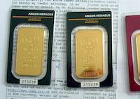 Is the Prepaid Gold Forward Sales Contract an expensive way of financing mining production?