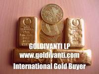 International gold buyer and gold refinery
