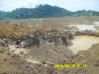 Goldivanti Gold Mining Research in Ghana in 2014