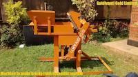 Compressed Earth Block Machine in Kampala, Uganda
