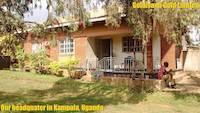 GOLDIVANTI GOLD LIMITED headquarter in Kampala, Uganda