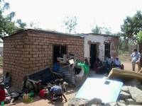 The Upendo Orphanage in Mwanza, Tanzania on 11th September 2012