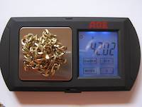 42.02 grams of scrap gold bought and sold in 2010 by GOLDIVANTI LP