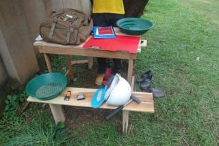 Basic and powerful prospecting equipment